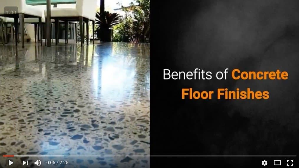 Concrete Floor Pros Video