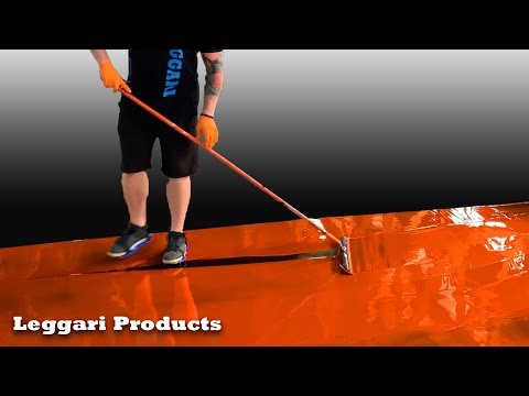 Learn How To Install A Designer Epoxy Floor   Step By Step   Epoxy Training