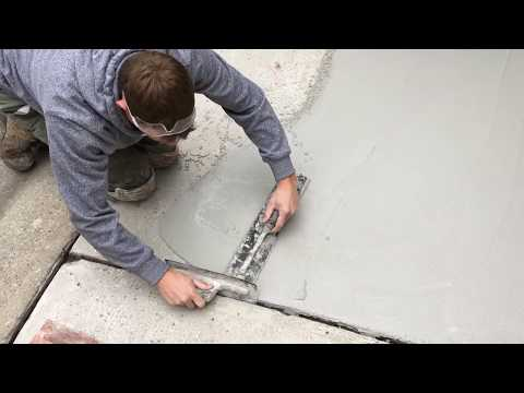 TF Structural Concrete Overlay - Overview