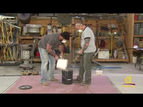 How to Install Concrete Overlays, Microtoppings, Skimcoats - Part 1
