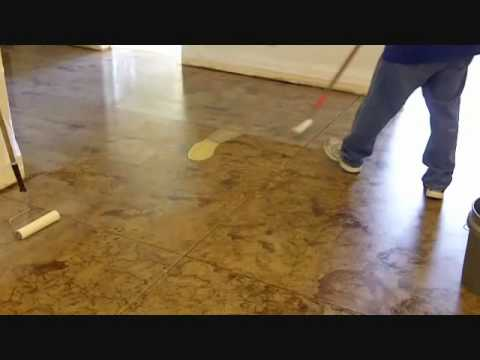 Do it yourself concrete staining: How to stain concrete floors - Concrete Floor Pros