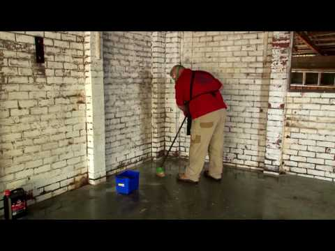 How To Apply Epoxy To A Garage Floor - D.I.Y. At Bunnings - Concrete Floor Pros