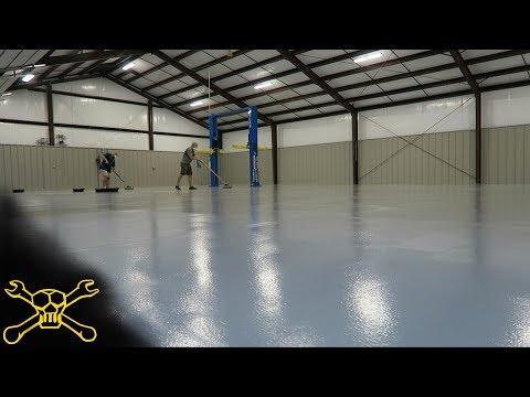 Dream Garage Epoxy Floors