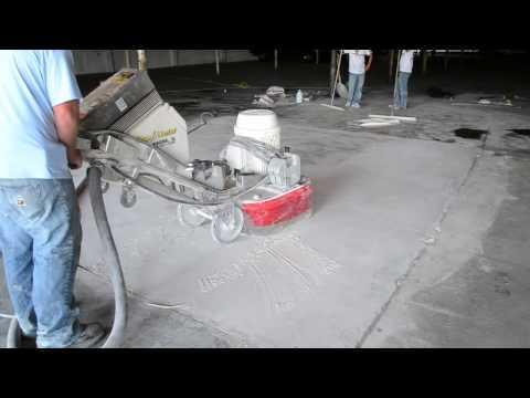 How to Polish the Toughest Concrete Start to Finish