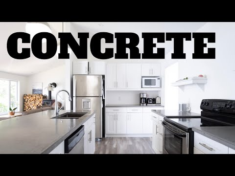 Should we get concrete countertops?