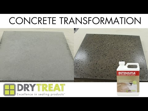 INTENSIFIA™ Polished Concrete Transformation