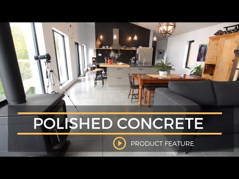 Polished Concrete - What You Need to Know