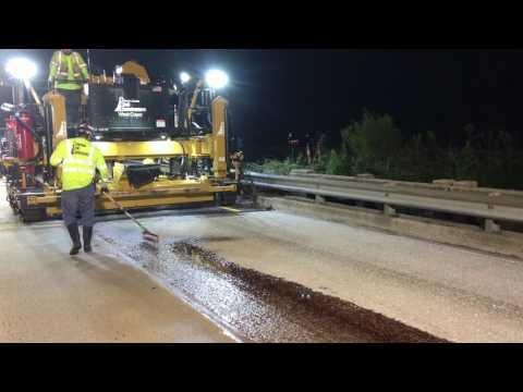 Polyester Polymer Concrete Overlays in North Carolina SEBPP 2017