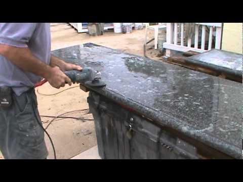 hqdefault 84 - Two more cement countertops.mpg - Concrete Floor Pros