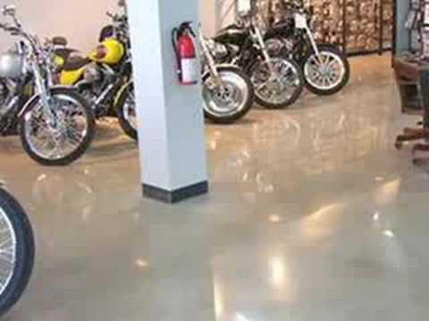 Polished Concrete - Introduction - Concrete Floor Pros